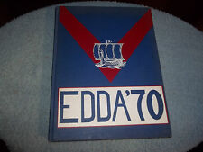 1970 EASTERN REGIONAL HIGH SCHOOL YEARBOOK GIBBSBORO NJ VORHEES NJ EDDA