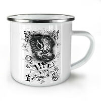 Beast Devil Wolf NEW Enamel Tea Mug 10 oz | Wellcoda