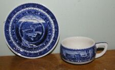 Lamberton Scammell Baltimore & Ohio  Railroad Dining Car demitasse Cup & Saucer
