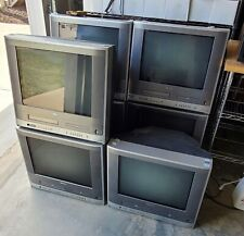 Lot of 7 working Toshiba Tv/Dvd/Vcr Mw20F51 20 Inch Television Combo No Shipping