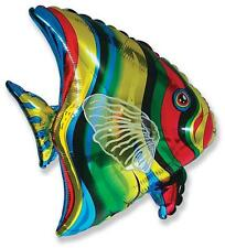 "Tropical Fish Balloon 26"" Foil Balloon-Sea Theme Party"