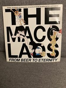 The Macc Lads From Beer to Eternity Vinyl