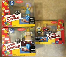 New Lot 3 The Simpsons Interactive Environment Dmv School Cafetaria Kbbl Radio