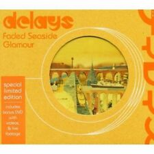 Faded Seaside Glamour [Limited] by Delays (CD, Apr-2004, Rough Trade)