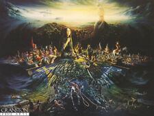 Scottish Jacobite Historical military art print Highlanders, battle of culloden