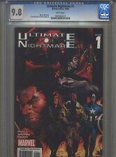 Ultimate Nightmare #1 CGC 9.8 (2004) Warren Ellis Trevor Hairsine