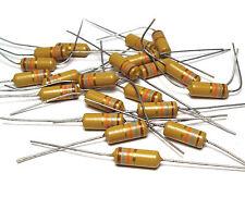20x Film-Widerstand 18 kOhm f. Röhrenverstärker, 1W, Vintage Tube Amp Resistors
