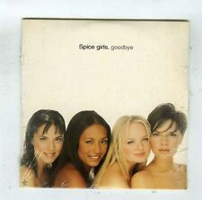 CD SINGLE PROMO (NEW) SPICE GIRLS GOODBYE