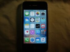 Black Apple iPhone 4s GSM Unlocked 64GB A1387 AT&T, T-Mobile, plus others    i5t
