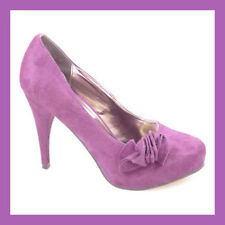 High (3 in. and Up) Party Pumps, Classics Synthetic Heels for Women