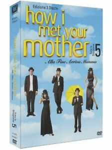 Dvd How I Met Your Mother - Stagione 05 (3 Dvd)