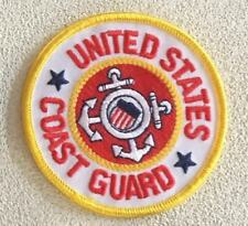 Uscg United States Coast Guard Patch 3 in dia #2628