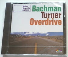 Bachman TURNER OVERDRIVE-Roll On Down The Highway-CD > NEW!