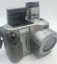 Vintage Canon Optura Digital Video Camcorder Camera Model NTSC 35X Digital Zoom