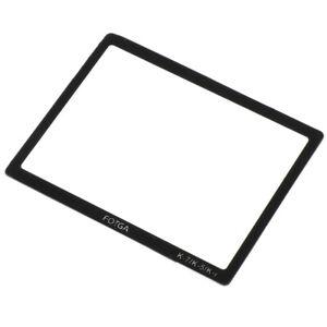 Kamera LCD Schirmschutz Schild Schutz Schutzfolie für K 5/K 7