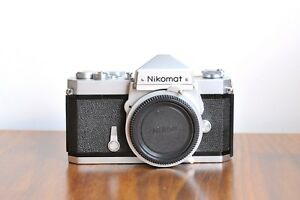 !!! UPDATING  FT N   35mm Film SLR Camera Body Only    * Good Condition *