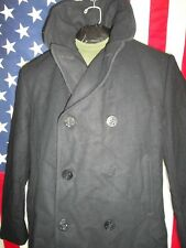 United States Navy Pea Coat 1995 Issued Size 46R