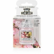 2020 Fresh Cut Roses Yankee Candle Mini Car Jar Ultimate Air Freshener Fragrance