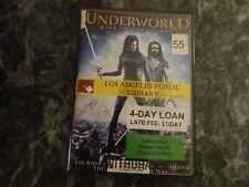 Underworld: Rise of the Lycans (DVD, 2009) Horror LIKE NEW Vampries Werewolves !