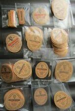 Guinness - Vintage Guinness Bottle Labels Label Variants (e12)