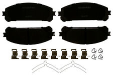 Disc Brake Pad Set-Ceramic Disc Brake Pad Front ACDelco Advantage 14D1324CHF1