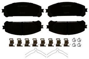 Disc Brake Pad Set-Ceramic Disc Brake Pad Front ACDelco 14D1324CHF1