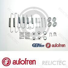 Rear Accessory Kit, parking brake shoes Mitsubishi Citroen Subaru Peugeot 430874