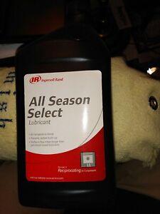 Ingersoll !IR All Season Select Lubricant Compressor Lube