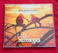 BLUR cd single STEREOTYPES Slim Case Oasis Brit Pop Damon