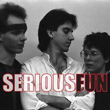 Serious Fun EP - Doug Osborne and Serious Fun - CD - NEW!