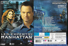 LES EXPERTS : MANHATTAN - SAISON 3 EPISODES 1 à 12 ( COFFRET 3 DVD) GARY SINISE