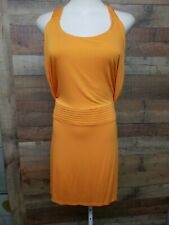 BCBG GENERATION KRK6D587 Orange Dress Women's Size: 4 New Without Tags
