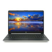 HP 15.6-inch Laptop HD Intel Dual Core i3 3.9GHz 1TB HDD 8GB RAM Win 10 Silver