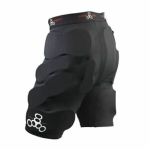 Triple Eight - Bumsavers II Padded Shorts - hip and butt padded ( Triple 8 )