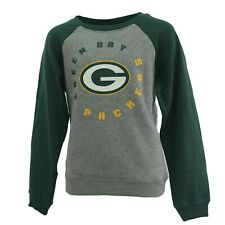 Green Bay Packers Official Nfl Apparel Kids Youth Size Sweatshirt New With Tag
