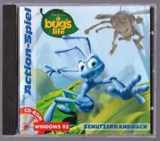 Disney Pixar A Bug's Life Action-Game Abenteuer PC Spiel