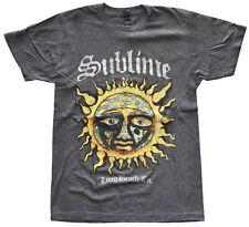 Sublime Long Beach, CA Charcoal Heather Men's T-Shirt New