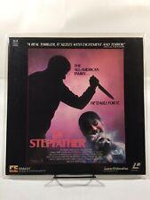 The Stepfather LaserDisc Movie (1987)