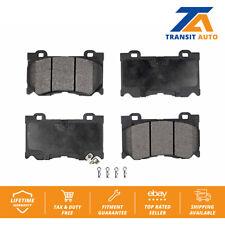 Front TEC Ceramic Brake Pads For Infiniti G37 Q50 Nissan 370Z Q60 M37 Q70 Q70L
