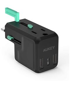 AUKEY Union One Series Multi-Function,AC Output up to 2300W, 2X USB Ports