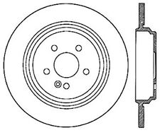 Disc Brake Rotor-RWD Rear Left Stoptech 128.35075L