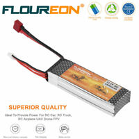 1800mAh 3S 30C 11.1V Lipo RC Battery Deans Plug for Airplane Helicopter Hobby US