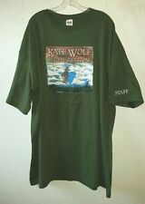 New W/O Tag 2006 Kate Wolf Memorial Music Festival Staff 3X Shirt Laytonville Ca