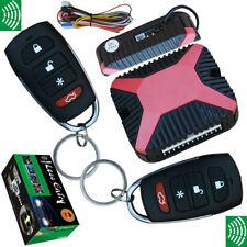 24V remote car alarm keyless entry system working with 24V central lock kits