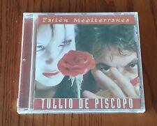 TULLIO DE PISCOPO - PASION MEDITERRANEA - CD SIGILLATO (SEALED)