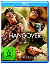 HANGOVER 2 [Blu-ray] Bradley Cooper, Ed Helms, Zach Galifianakis OVP