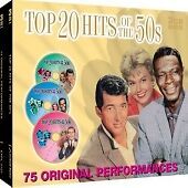 Top 20 Hits of the 50s CD 3 discs (2006) Highly Rated eBay Seller Great Prices