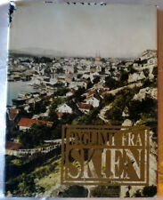 Byglimt Fra Skien NORWEGIAN LANGUAGE Local History Town Family Life Biography