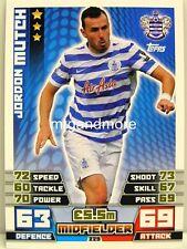 Match Attax 2014/15 Premier League - #229 Jordon Mutch - Queens Park Rangers