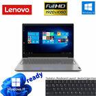 Lenovo V15 Intel Core i3-1005G1 @3,4GHz 4-20GB DDR4 256GB-2TB SSD Win10 Laptop
